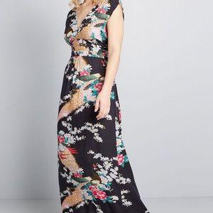Feeling Serene Maxi dress